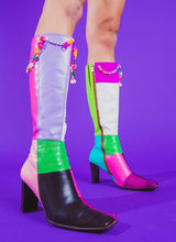 JUST MY TYPE GOGO BOOTS
