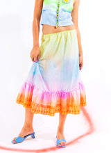 GRADIENT VISION DYED SKIRT