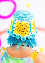 JUNE GLOOM RUFFLE HAT