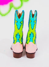 REBEL DEVIL COWBOY BOOTS