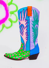 RODEO HOTTIE COWBOY BOOTS