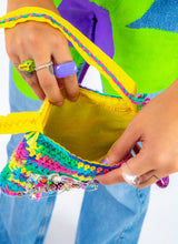 RAINBOW TWIST BITCH BAG