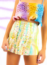"BABY CRAZY PLEATED SKIRT (22"")"