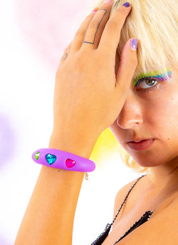 ULTRAVIOLET FRIENDSHIP BRACELET