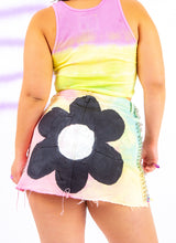 "FLOWER BOMB MINI SKIRT (32"")"