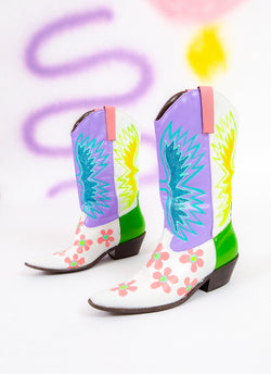 BUTTERFLY KISS COWGIRL BOOTS