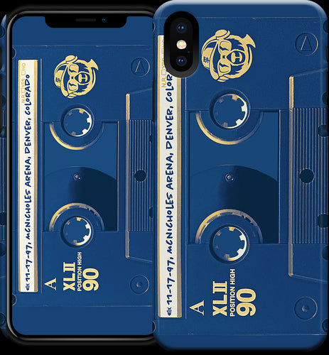 TSP Blue iPhone Case