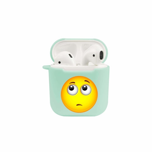 Soft TPU Airpod Protective Case - SMILEY16