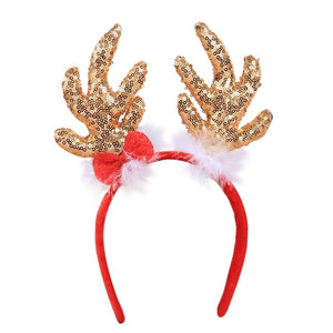 Christmas headband Hot Christmas Headband Santa
