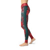 Beverly Holiday Ornaments Legging