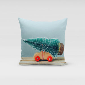 Toycar Pillow Cover