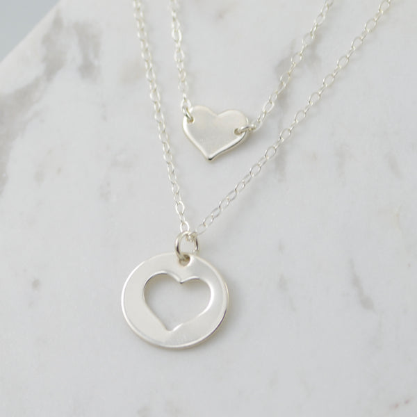 Mother Daughter Necklaces
