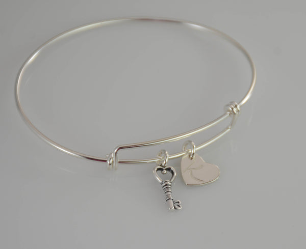 Key Bracelet - Sash Jewelry