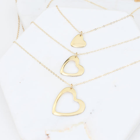 14K Gold Generations necklace. Generations gift