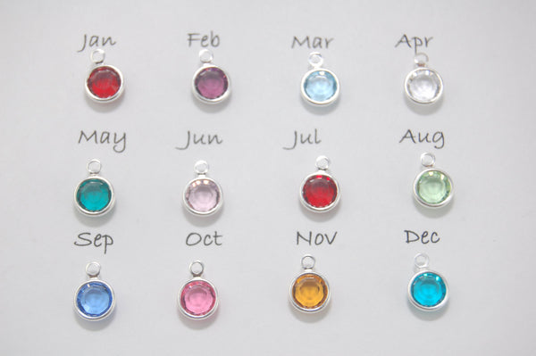 Add-on Birthstone - Sash Jewelry