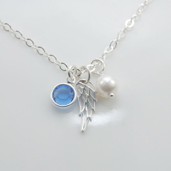 Angel Wing Anklet - Sash Jewelry