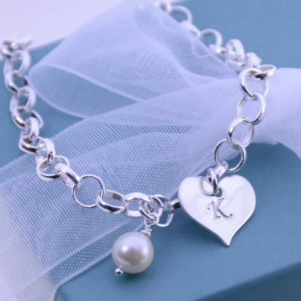 Flower Girl Bracelet - Sash Jewelry