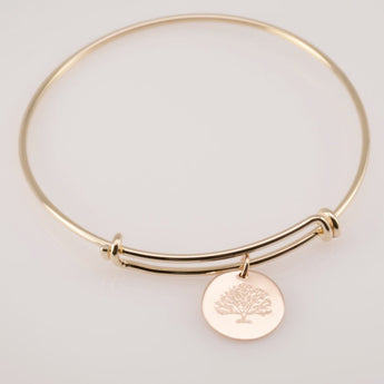 Family Tree Bracelet - Sash Jewelry