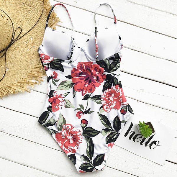 Maurea Floral One Piece