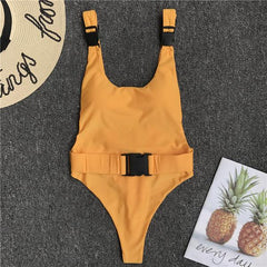 Norah Buckle One Piece