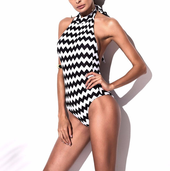 Ella ZigZag One Piece