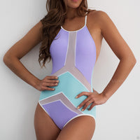 Carrie Vibrant One Piece