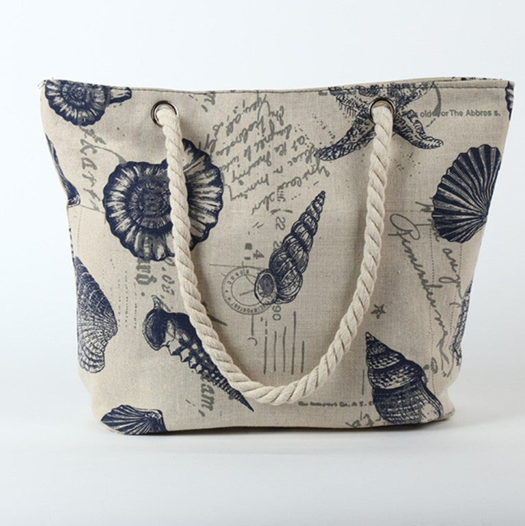 Shells Beach Bag