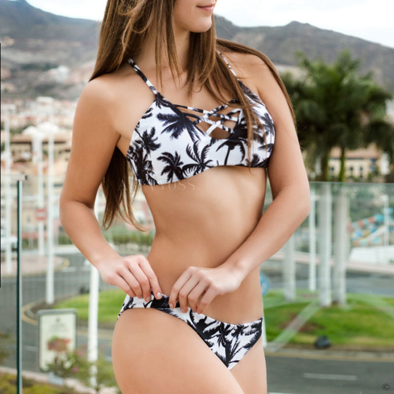 North Shore Palm Tree Bikini