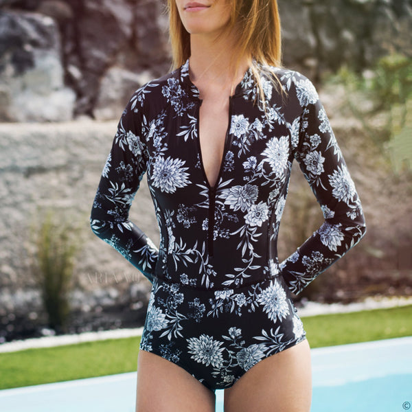 Surf Flora One Piece