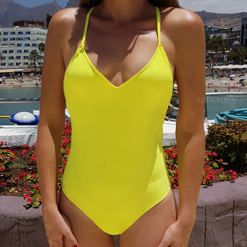 Yellow Sunshine One Piece