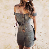 Kelsey Beach Knit Dress