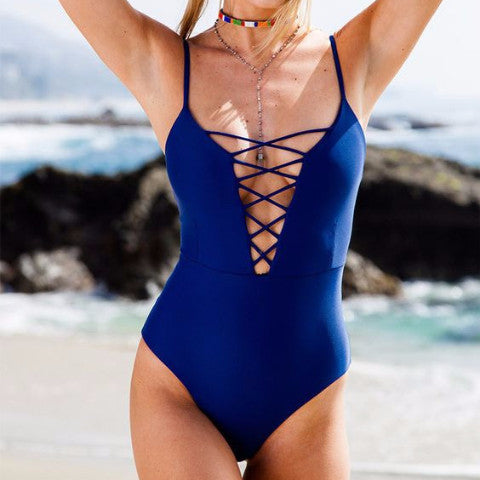 Santa Ana One Piece Swimsuit