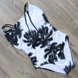 Vintage Beach Monokini Swimsuit