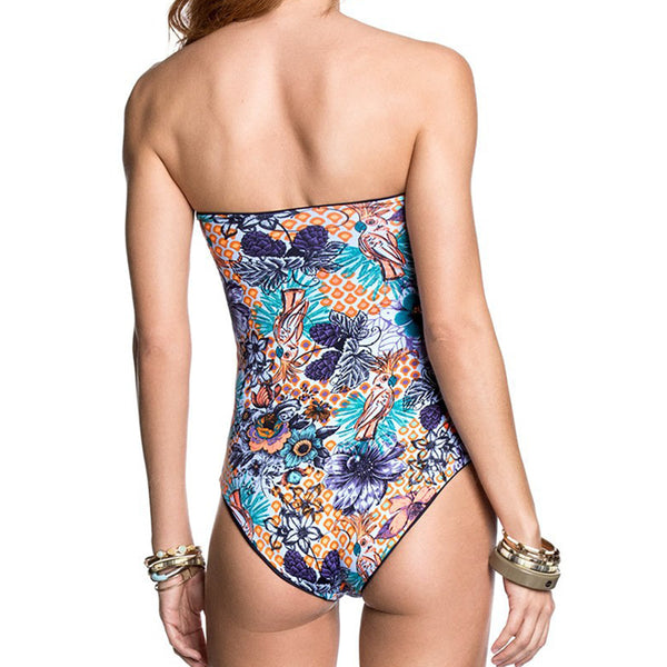 Tropical Parrots One Piece