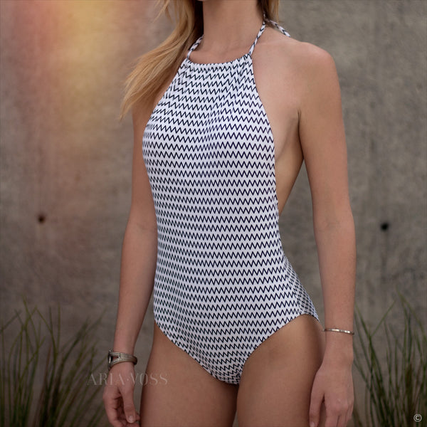 Zigzag One Piece