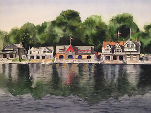 Boathouse Row 1