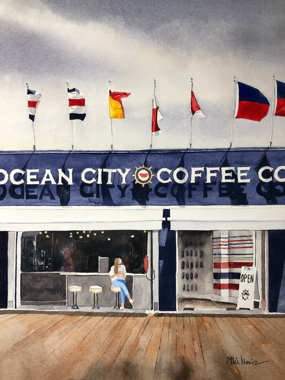 Ocean City Coffee Co