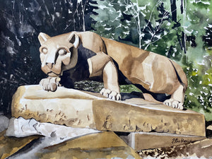 Nittany Lion Shrine, Penn State