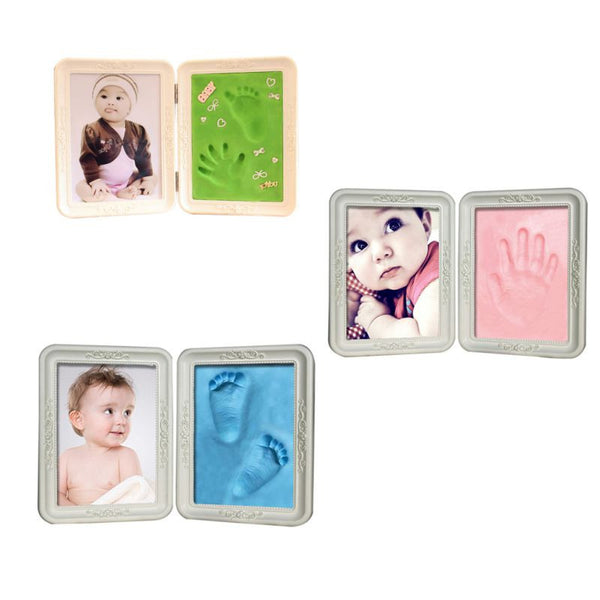 Cute Photo Frame Soft Clay Imprint DIY
