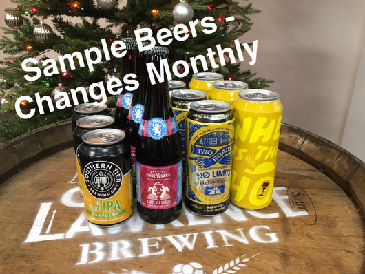 3 Months of VS CRAFT BEER CLUB - 5% Savings!