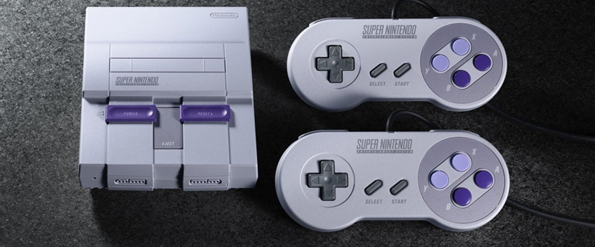 The Classic SNES Ships Today