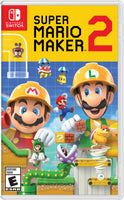 Super Mario Maker 2 (Nintendo Switch Games)