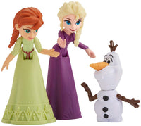 Disney Frozen 2 Pop Adventures Series 1 Surprise Blind Box with Crystal-Shaped Case & Favorite Frozen Characters