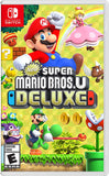 New Super Mario Bros. U Deluxe for Nintendo Switch