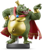 Nintendo Amiibo King K. Rool (Super Smash Bros. Series)