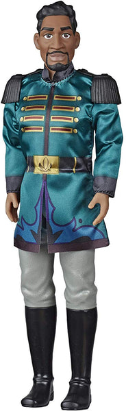 Frozen Disney Mattias Fashion Doll with Removable Shirt Inspired by The Disney 2 Movie - Toy for Kids 3 Years Old & Up