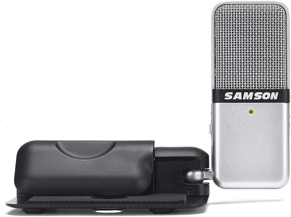 Samson Go Mic Portable USB Condenser Microphone with Software