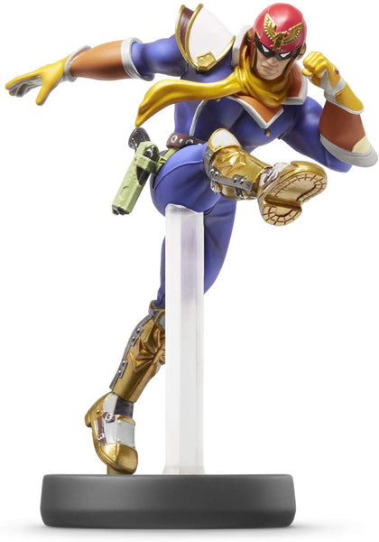 Captain Falcon Amiibo (Super Smash Bros Series)