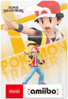 Nintendo Amiibo - Pokemon Trainer - (Super Smash Bros. Series) - Switch