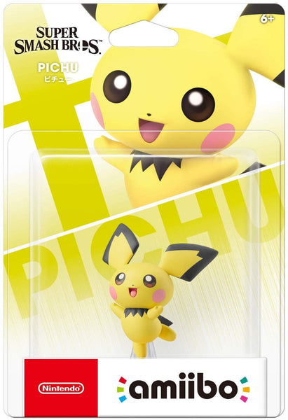 Nintendo Amiibo - Pichu (Super Smash Bros. Series) - Switch